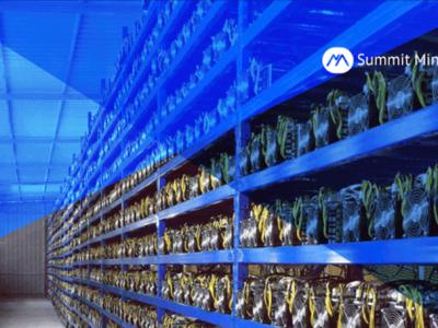 Summit Mining - Minage de cryptomonnaies